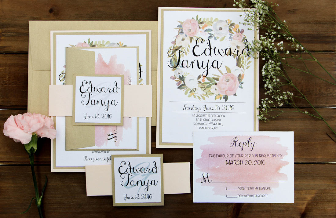 Creative Wedding Invitation Ideas - Cody Party Event Blog